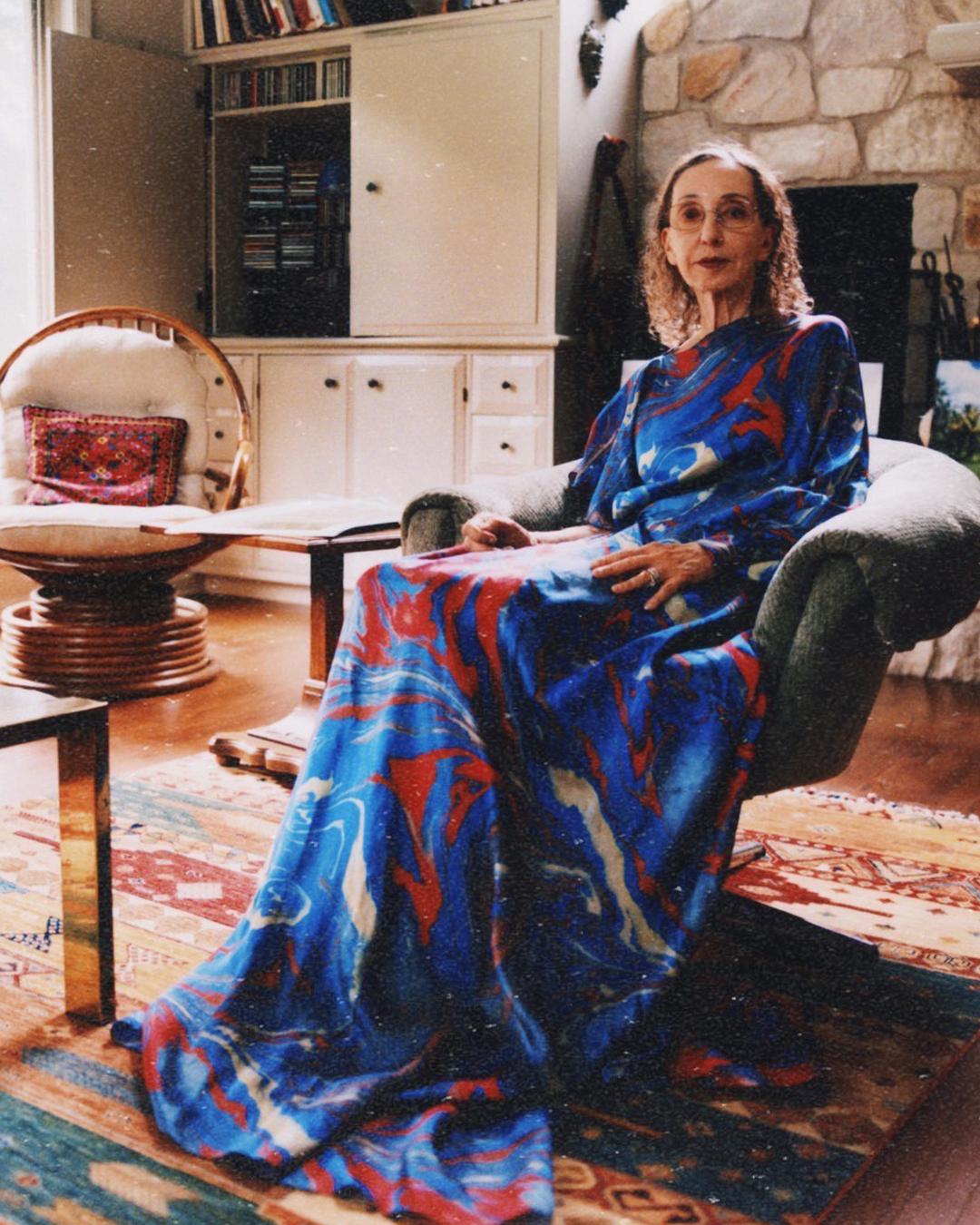 Ta efter produktiva Joyce Carol Oates skrivrutiner