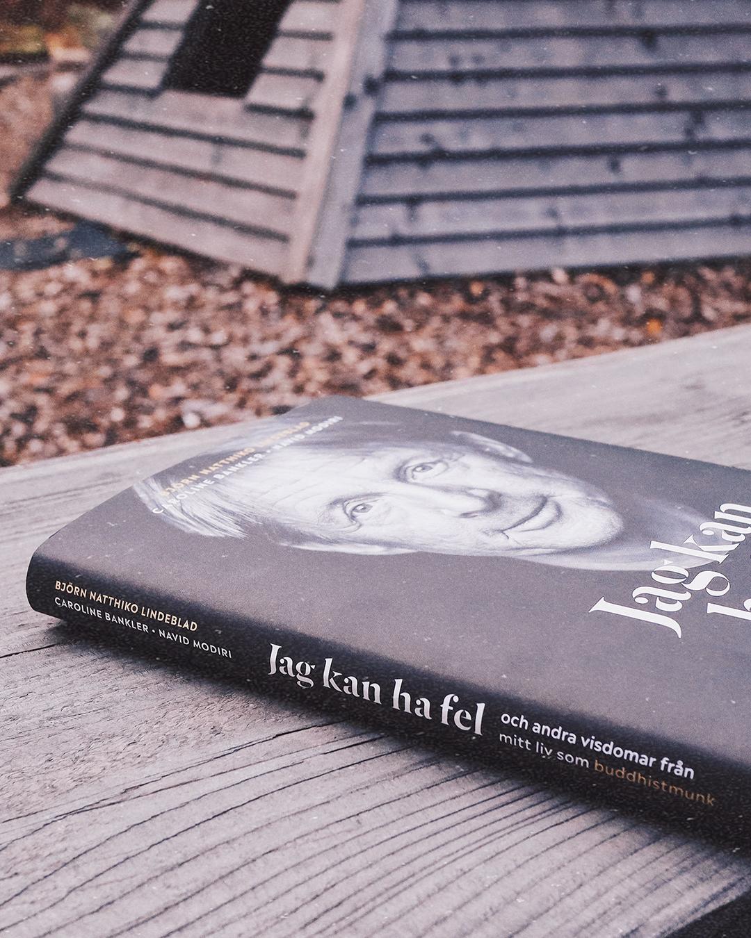 Bokrecension: Jag kan ha fel – Björn Natthiko Lindeblad