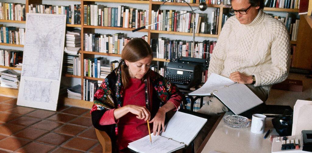 Joan Didon The Center will not hold dokumentär