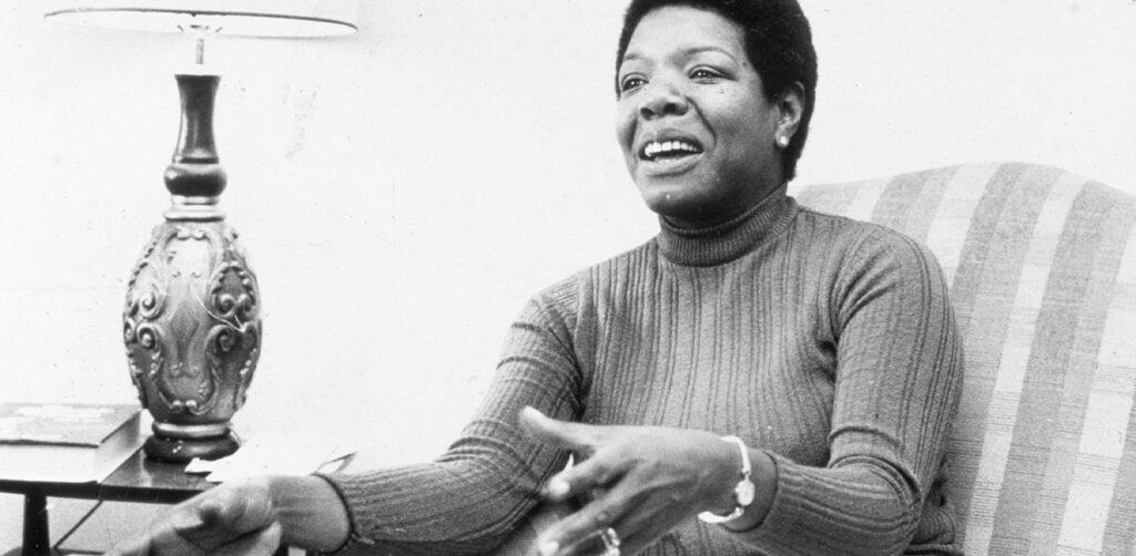Maya Angelou And Still I Rise dokumentär