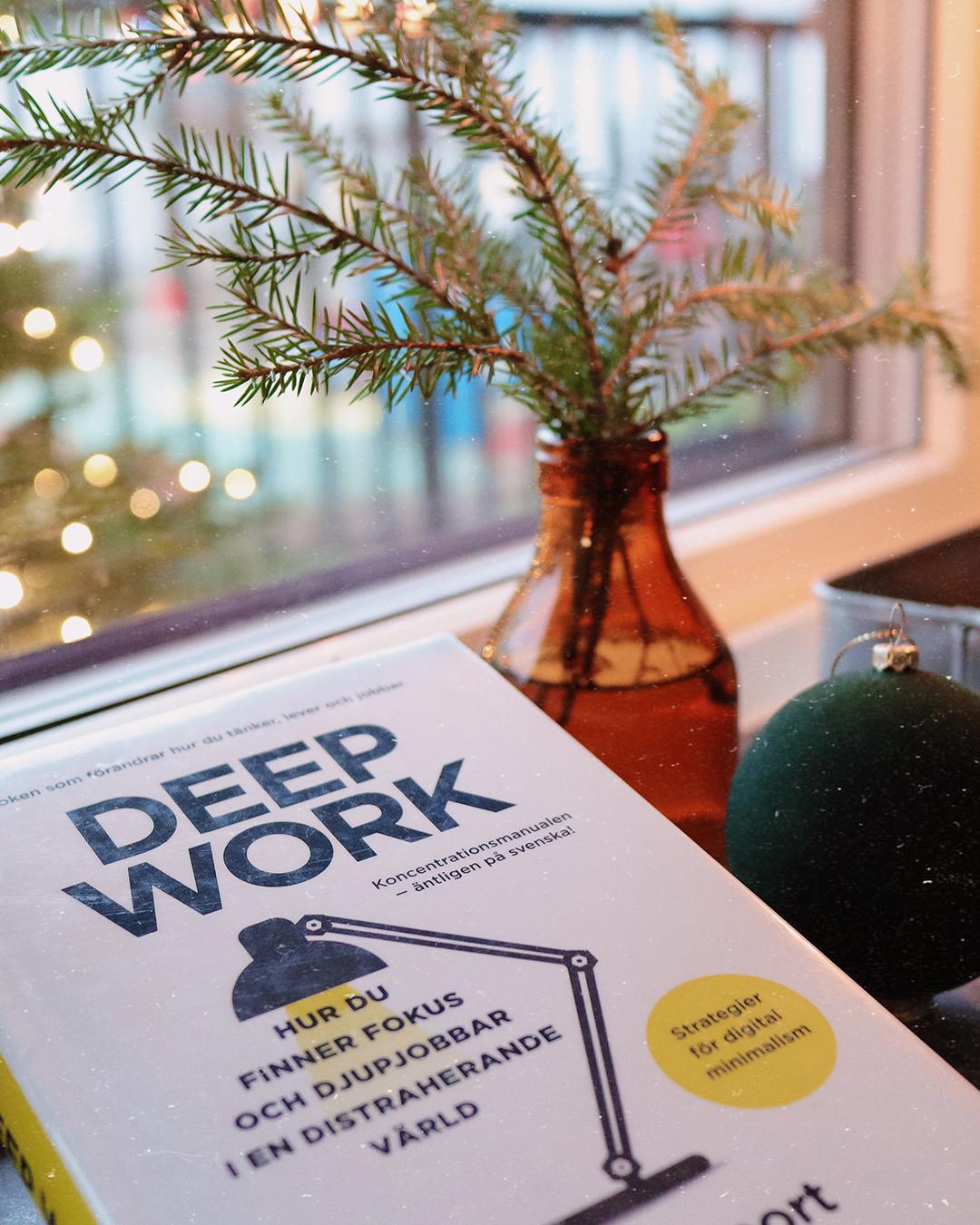 Deep Work för skribenter: 4 steg till djupjobb som ger dig fokus & flow