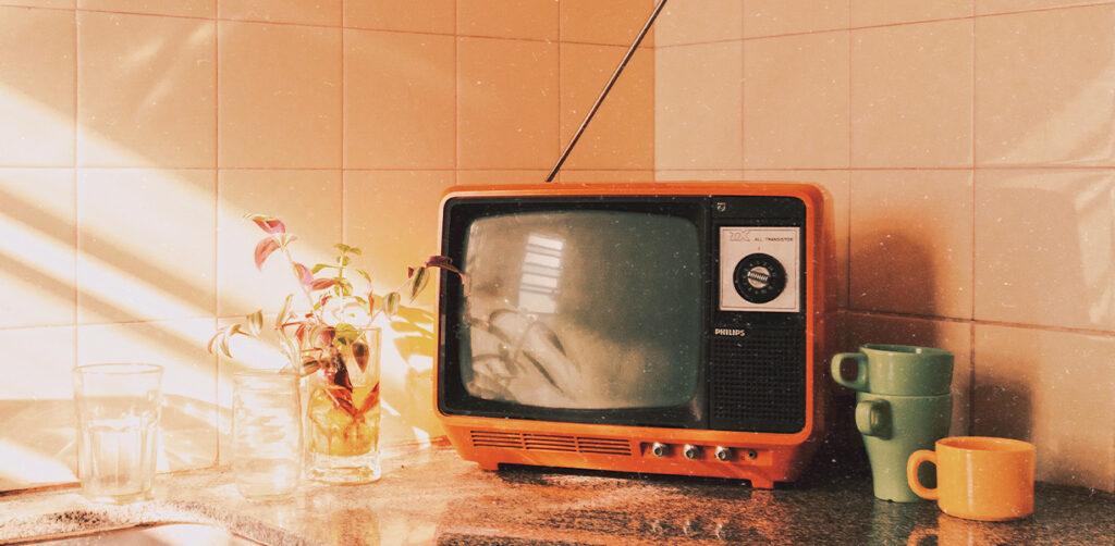skrivinspirerande tv-serier