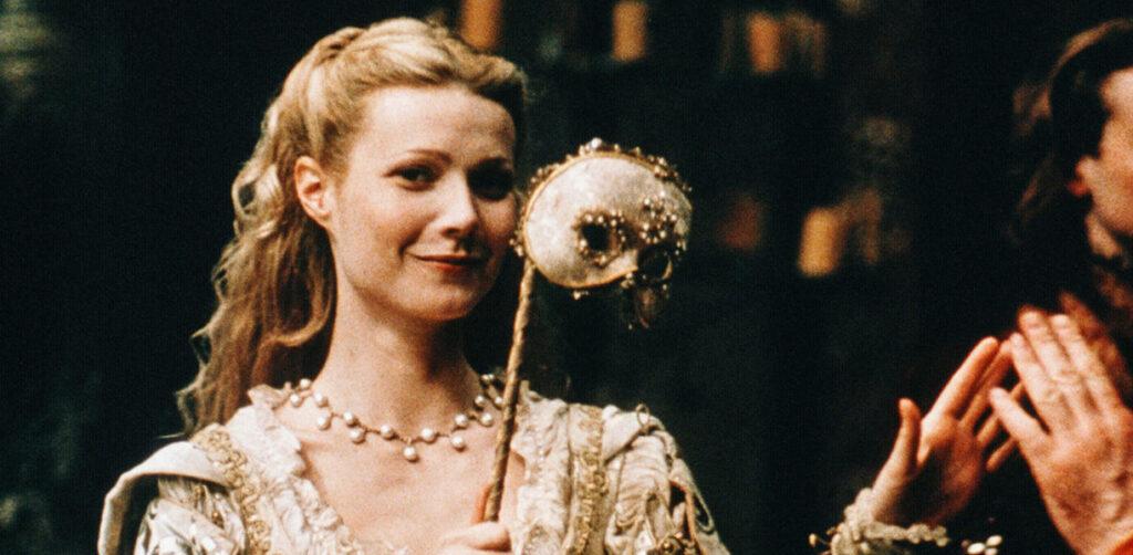 shakespeare in love skrivinspirerande film