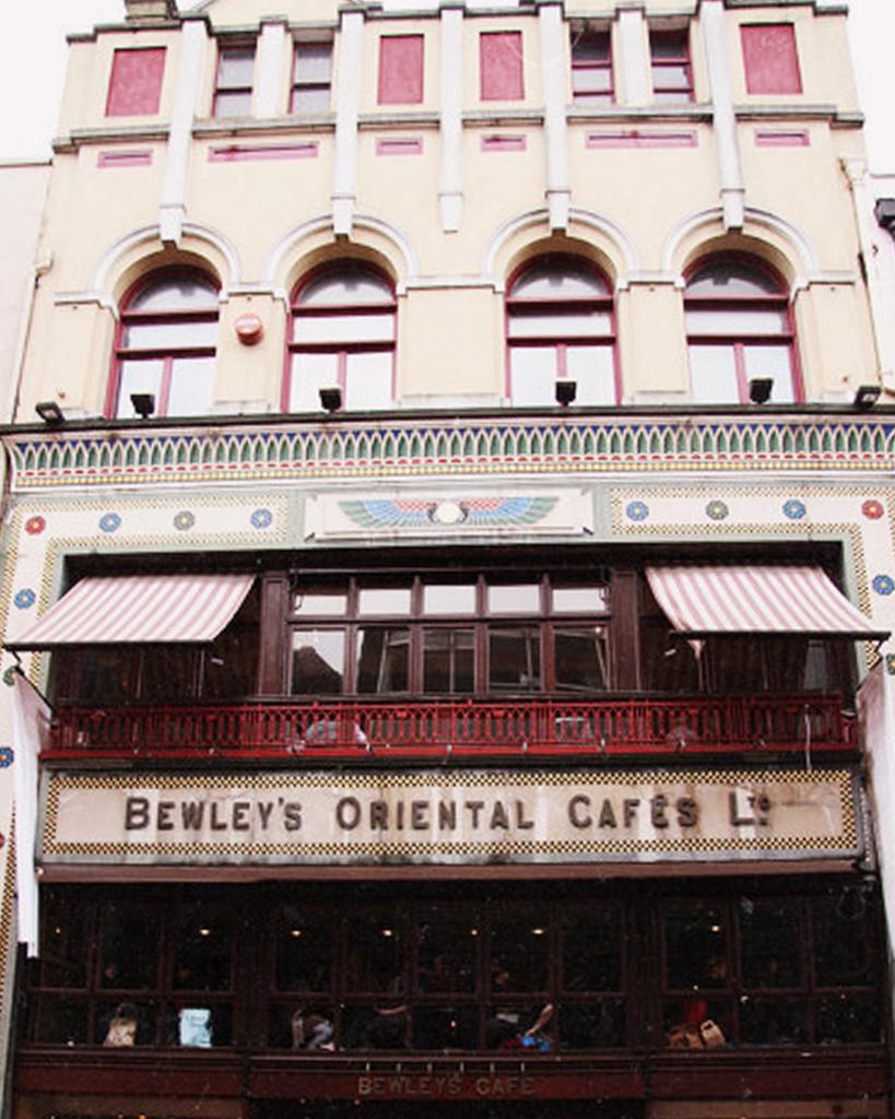 Bewleys Café Dublin