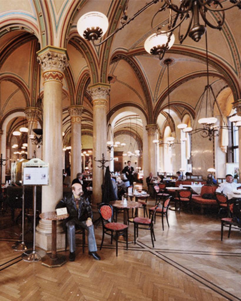 Cafe Central Wien Vienna