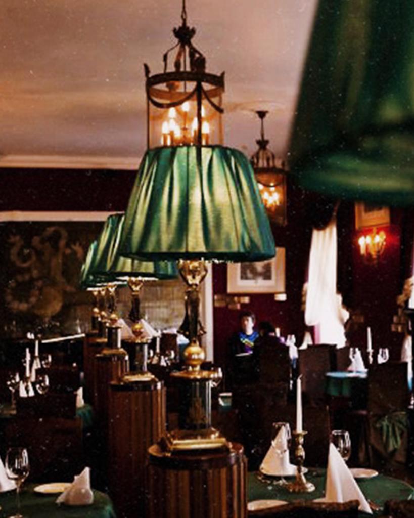 Literaturnoye Kafe St Petersburg