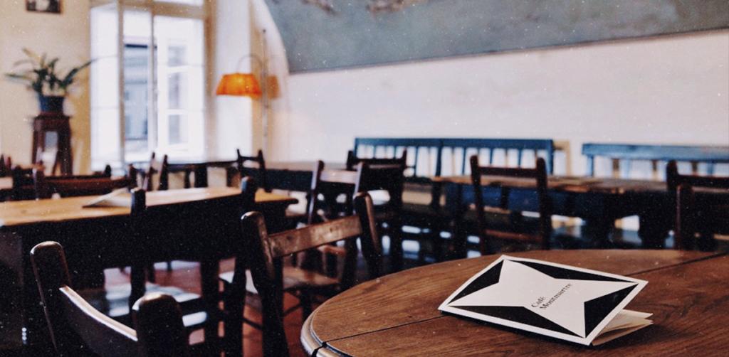 Cafe Montmartre Prag