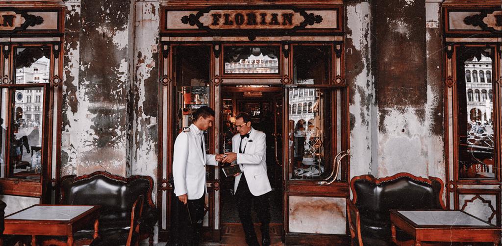 Caffe Florian Venedig Venice