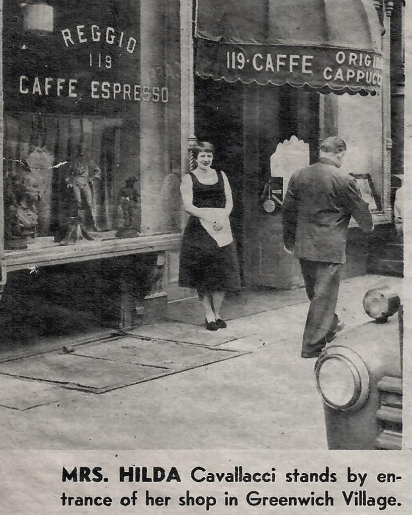 Caffe Reggio New York