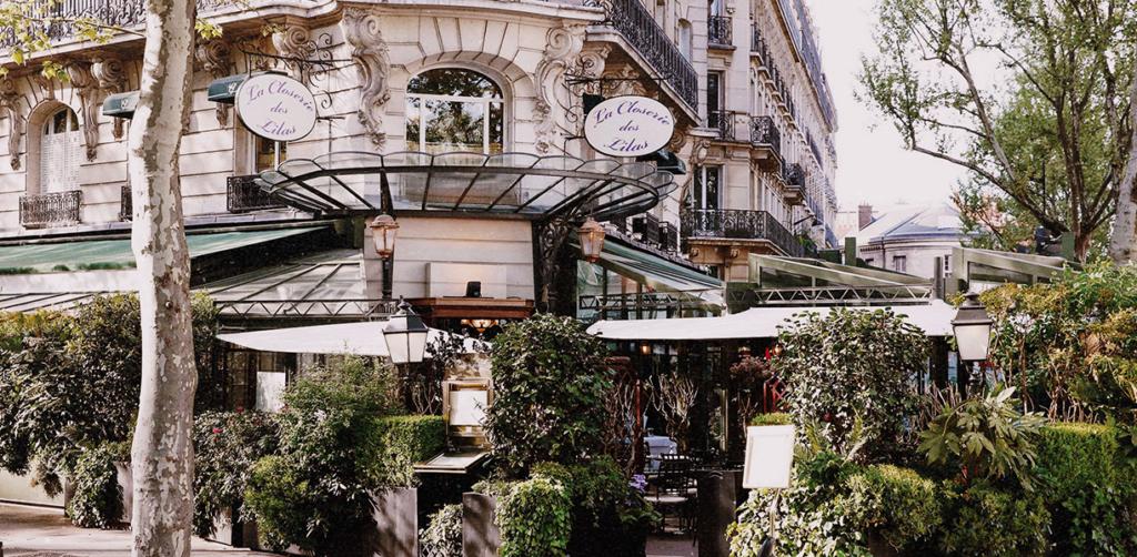 La Closerie des Lilas Paris