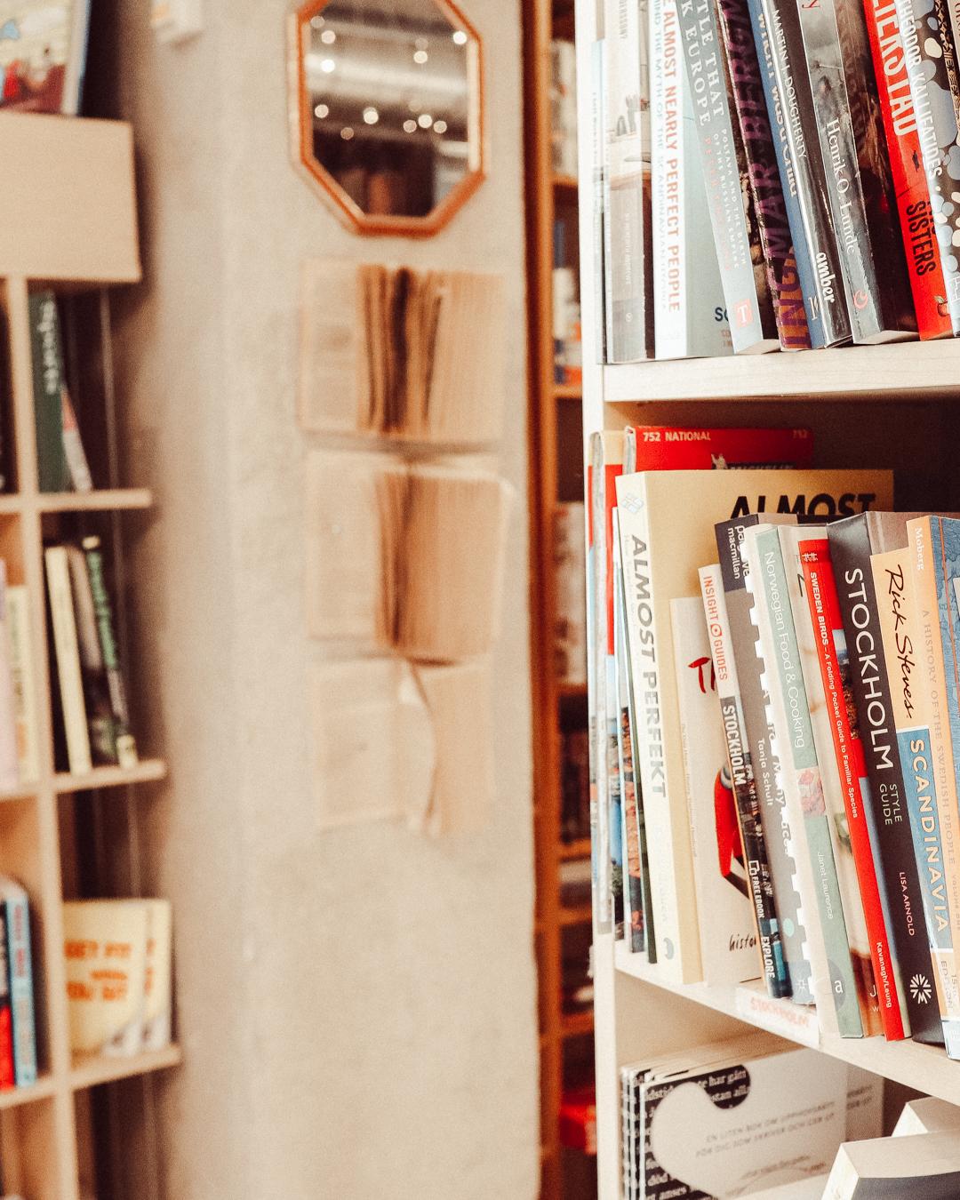 11 bokhandlar & antikvariat du bara måste besöka i Stockholm
