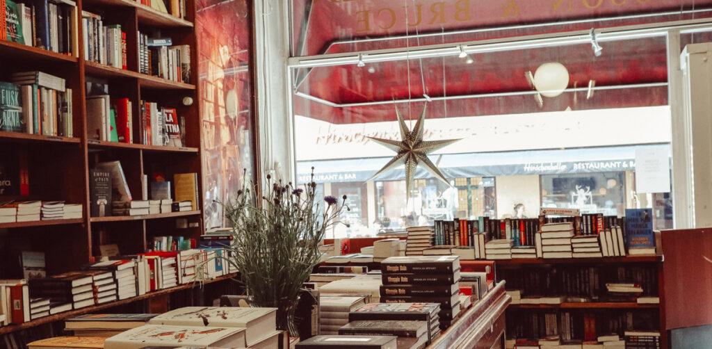 söderbokhandeln hansson & bruce stockholm