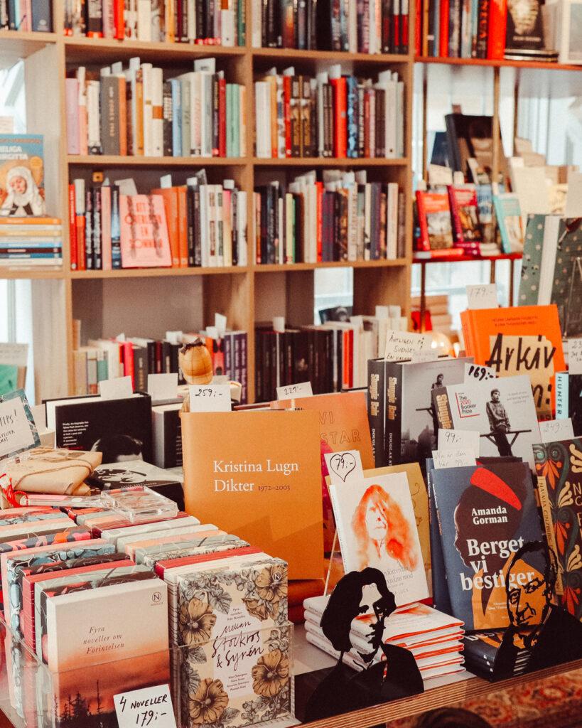 gamla stans bokhandel stockholm