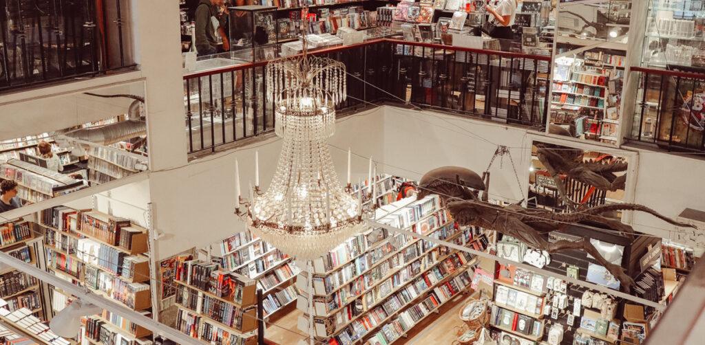 science fiction bokhandeln stockholm