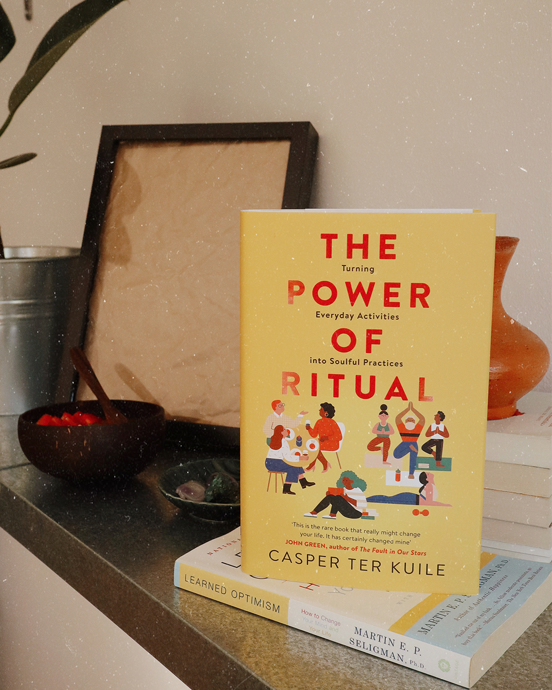 The Power of Ritual: så skapar du en kreativ ritual & sabbat