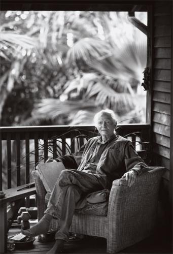 W. S. Merwin på Hawaii